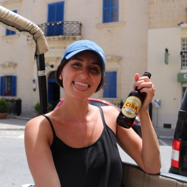 CISK (Malta's local beer)
